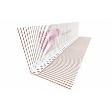 PVC CIRCULAR BEAD WITH FIBRE GLASS MESH